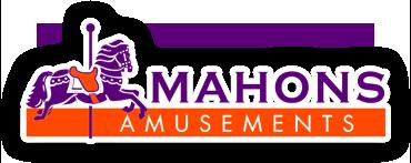 Mahons Amusements Logo